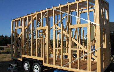 How to build a tiny house legally