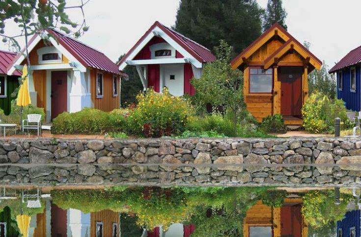 Starting a tiny house community