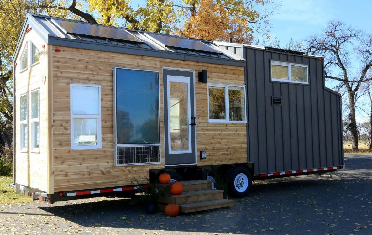 Tiny house Alberta