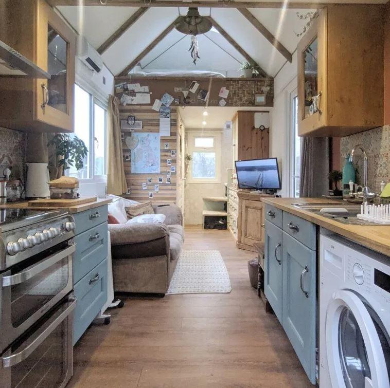 Tiny House in Hampshire