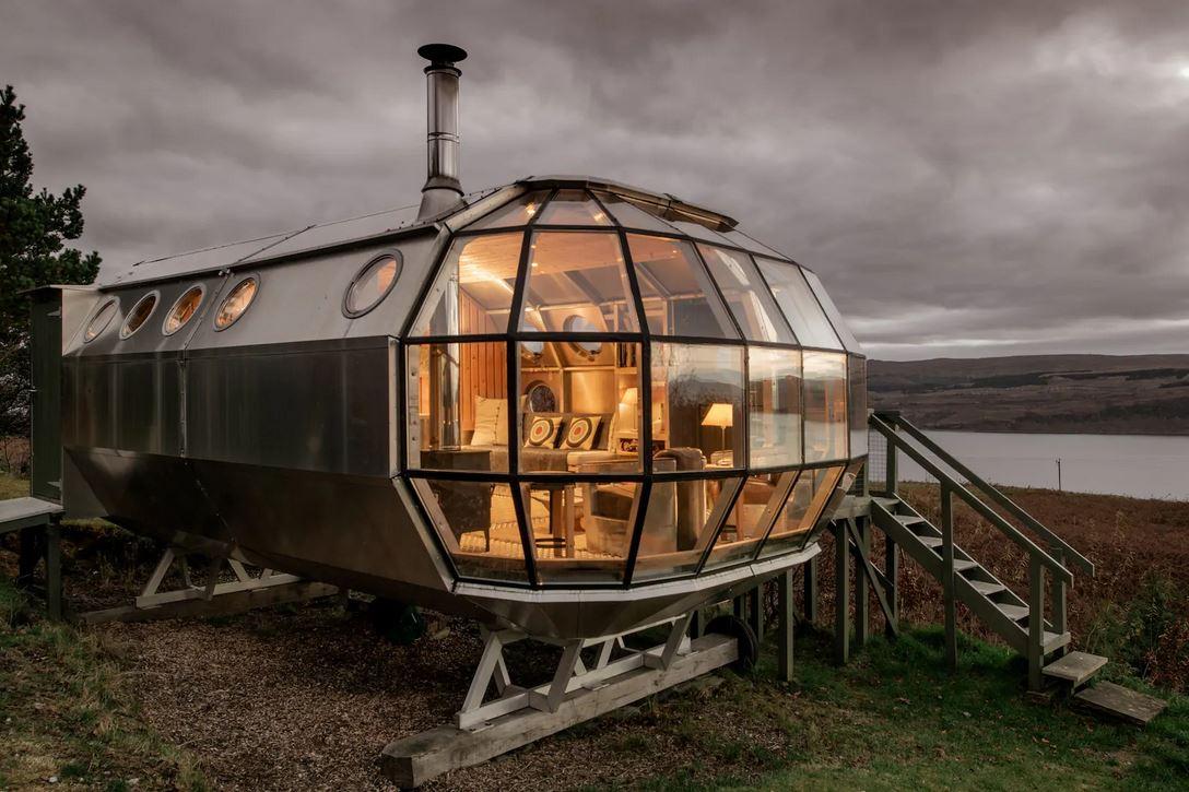 Unique Airbnb Scotland 1