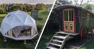 Unique Airbnb Getaways in Virginia