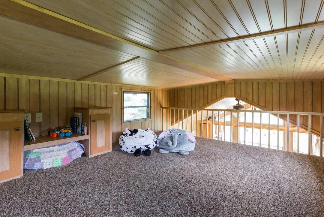 cabin airbnb richmond