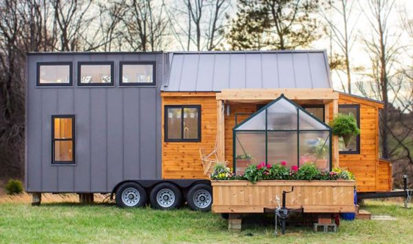 Are tiny Houses Environmentally friendly