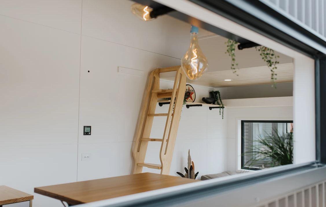 Tiny house office