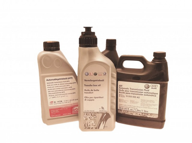 Volkswagen ATF Fluid Guide – Diesel News, Info and Guides