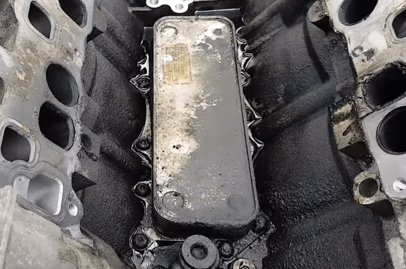 Mercedes Oil Cooler Seal Leak on 3 0L V6 Engines – Diesel