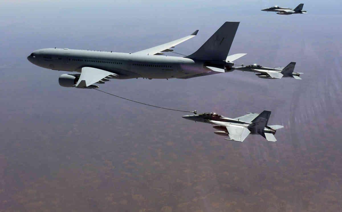 IRAQ AIR STRIKES AUSTRALIA