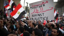 Social movements in Egypt after 2011