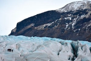 Glacier Hiking in Vatnajokull National Park Iceland