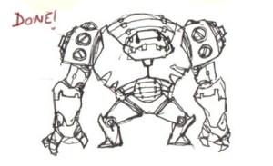 robot draw tutorial basic drawing