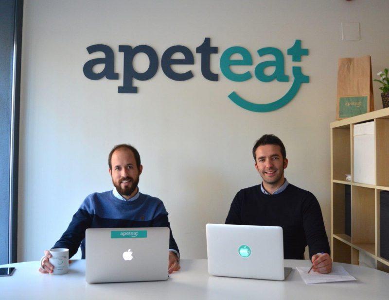 La startup ApetEat cierra una ronda de financiación de 300.000 euros