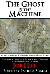 """""""Afterimage"""" -- Ghost IS the Machine anthology"""