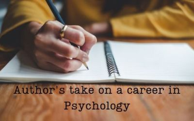 Psychology: A Reflection of my experience!
