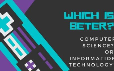Computer Science Vs Information Technology: The Connection