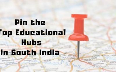 Educational Hubs in South India