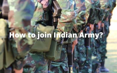 How to Join Indian Army?