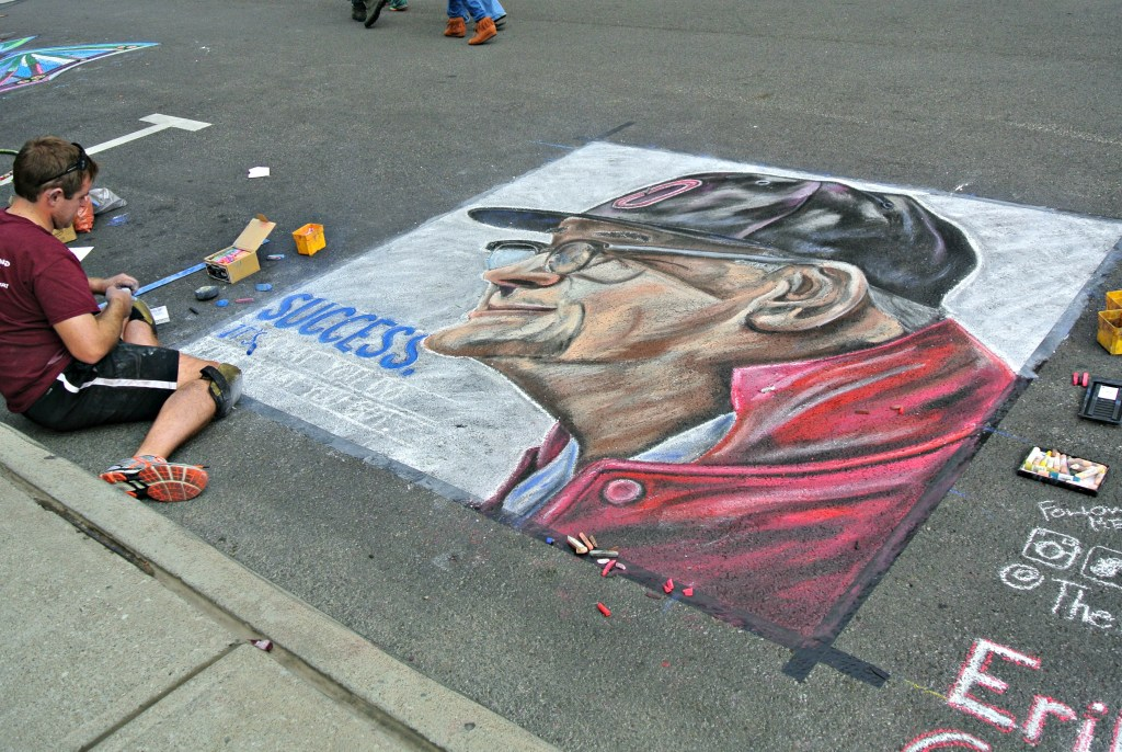 Chalk the Block 5