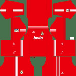Dream League Kit Real Madrid 2020