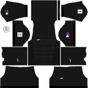 Philippines Goalkeeper Away Kit 2017-2018
