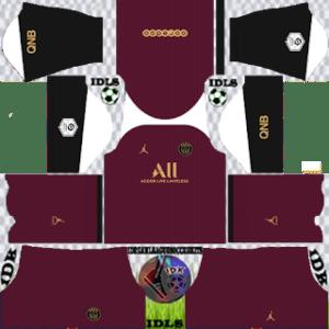 psg dls kits 2021 dream league soccer