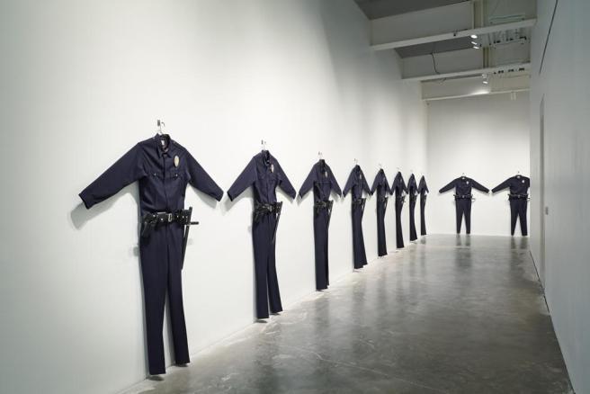 LAPD Uniforms, Chris Burden (1993)