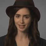 [VÍDEO] Lily Collins acredita ser parecida com Clary Fray!