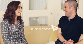 [VÍDEO LEGENDADO] Entrevista de Lily Collins para o programa Seeing Stars