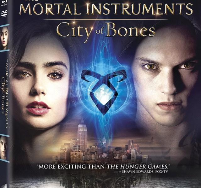 Informações do DVD e Blu-Ray de Os Instrumentos Mortais: Cidade dos Ossos