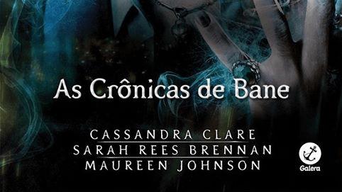 """Cassie fala sobre o audiobook de """"As Crônicas de Bane"""" + um trecho da caixa postal de Magnus"""