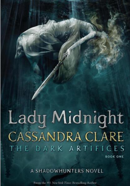 [ATUALIZADO] Revelada a capa e nova sinopse de Lady Midnight!