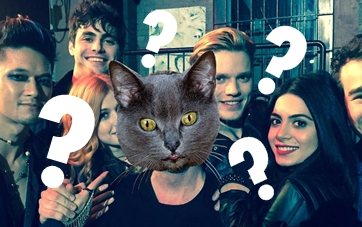"Elenco de Shadowhunters responde: ""Onde Está Church?"""