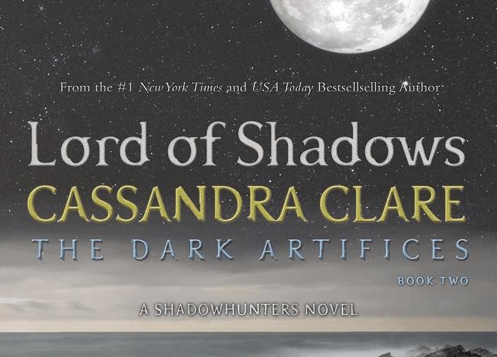 Cassandra posta novo snippet de Lord of Shadows!