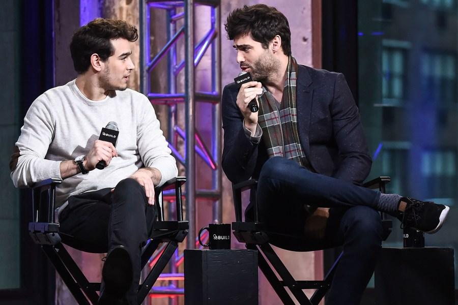 "[VÍDEO LEGENDADO] Matthew Daddario e Alberto Rosende promovem ""Shadowhunters"""