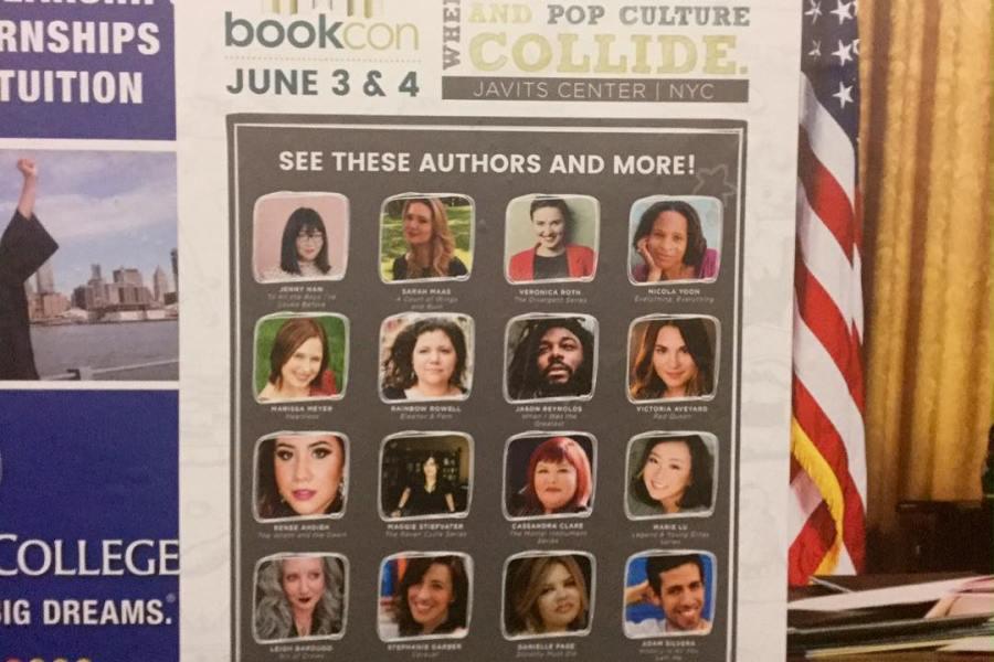 Cassandra Clare estará na BookCon 2017!
