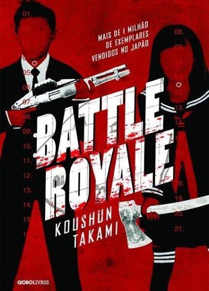 Resenha: Battle Royale – Koushun Takami