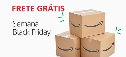 [ATUALIZADO] Semana Black Friday Amazon com cupom de FRETE GRÁTIS!