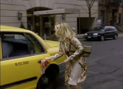 Carrie Bradshaw from Sex in the City