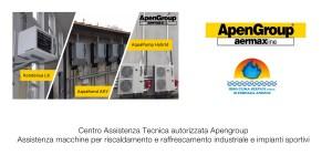 centro assistenza tecnica apengroup asti provincia assistenzaa caldaie aerotermi pompe di calore refrigeratori industriali