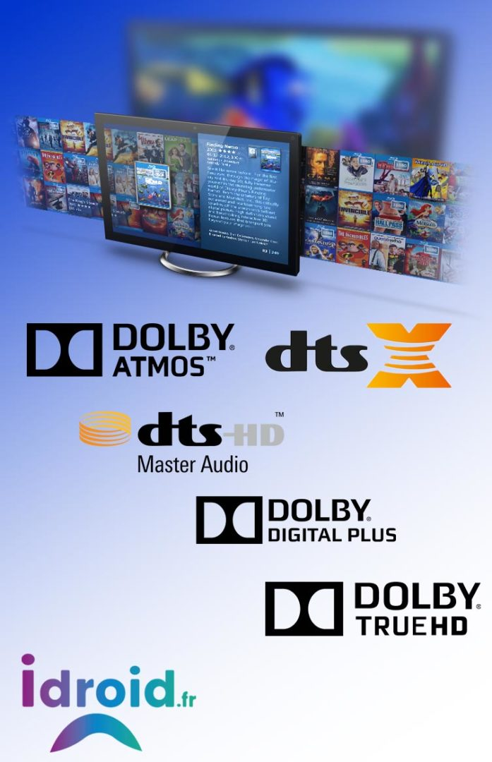 HOME CINEMA] Comment forcer le Dolby Digital Plus, DTS HDMA sur