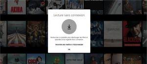 Netflix rend disponibles ses médias hors connexion sur IOS, Android et Windows 10 ?