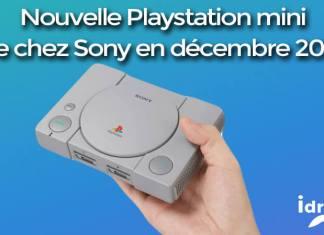 [NEWS] La Playstation Mini de Sony pour décembre avec 20 jeux à 99€