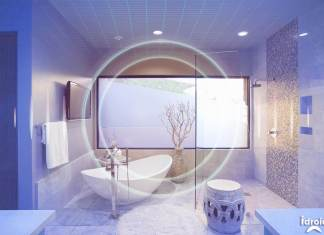 Objets High-tech indispensables dans votre salle de bain de douche ou d'eau