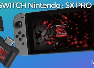 [TUTO] Switch : Sx Pro et les roms en Xci et Nsp