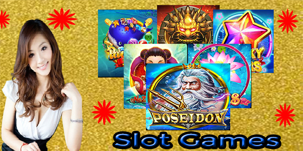Slot games idrkkasino