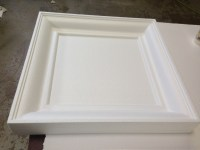 Coffered Ceiling Tiles  NEW line of ceiling tiles made in