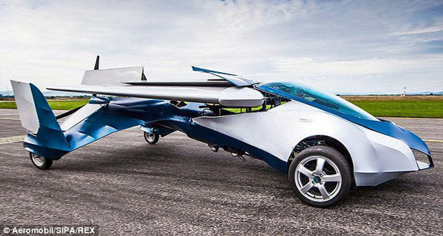flying car will hit
