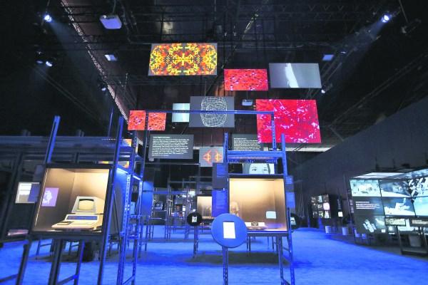 Barbican Center' Istanbul Show Focuses Digital Revolution' - Daily Sabah