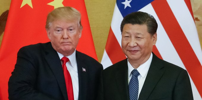 Trump discusses coronavirus with China's President Xi | Daily Sabah
