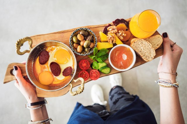 Especially for Turks, a hearty breakfast is perhaps the most important meal of the day. (iStock Photo)